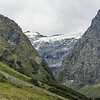Glacier Area of Fiordland