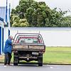 Barefoot in Rotorua