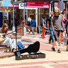 Playing on Cuba Street