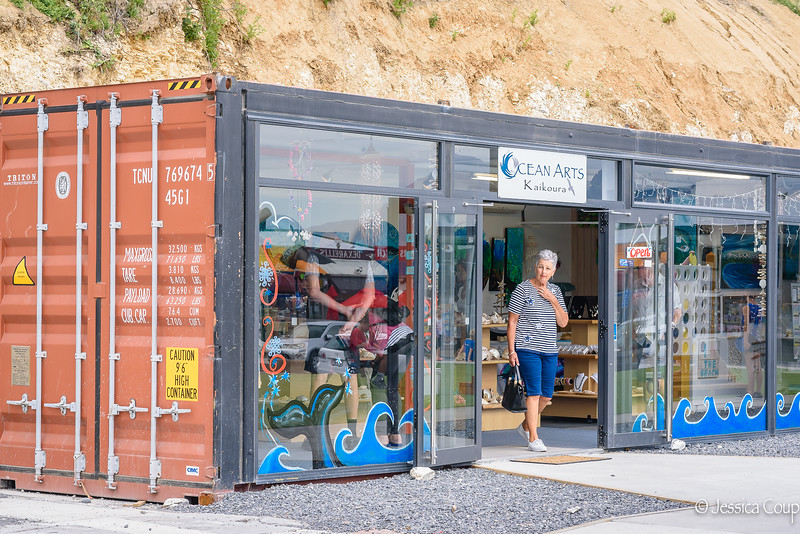 Shipping Container Shop
