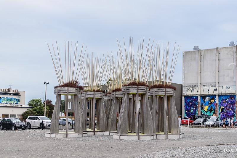 Public Art and Street Art