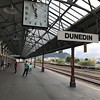 2018-02-19 - Railway station platform in Dunedin, NZ