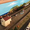 2018-02-18 - 05 Model railroad on Harbour Street in Oamaru, NZ