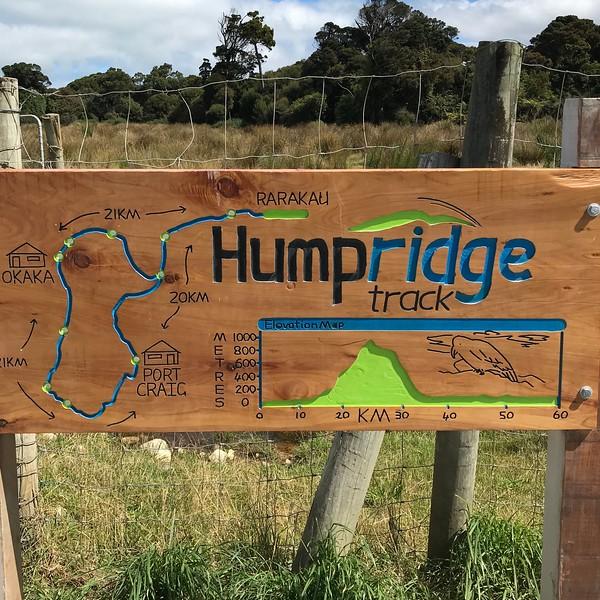 2018-02-22 - 02 Humpridge Track, NZ