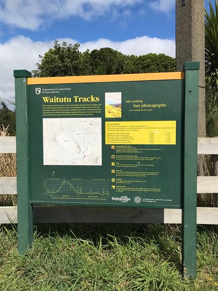 2018-02-22 - 02 Waitutu Tracks, NZ