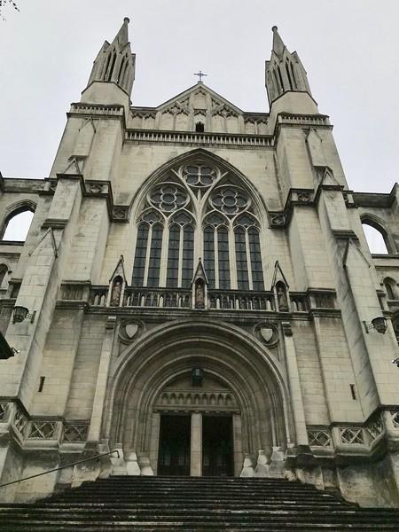 2018-02-19 - Saint Paul's Cathedral in Dunedin, NZ