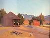 2018-03-06 - 37 Christchurch NZ art museum Cass by Rita Angus