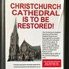 2018-02-16 - 19 Christchurch NZ EQ repair Cathedral to be restored