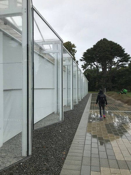 2018-03-06 - 27 Chirstchurch NZ botanic garden New architecture