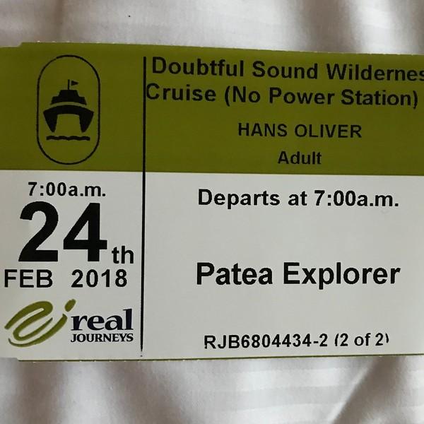 2018-02-24 - Doubtful Sound, NZ 02