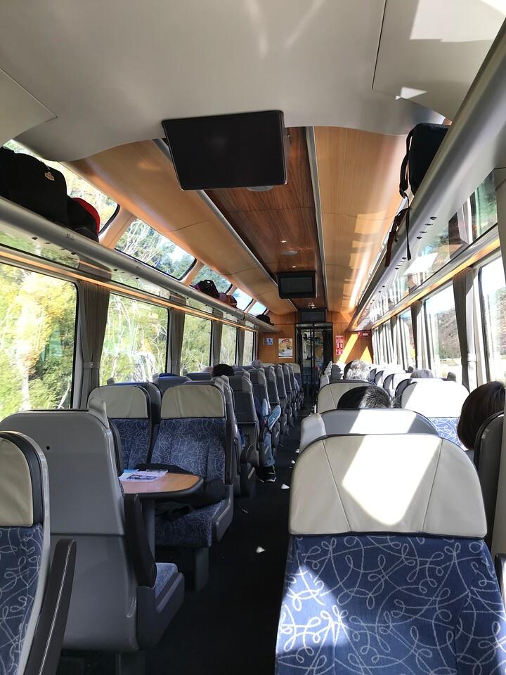 2018-03-05 - 28 Tranz Alpine Kiwi Rail NZ