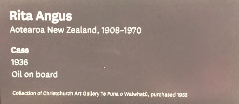 2018-03-06 - 38 Christchurch NZ art museum Cass by Rita Angus