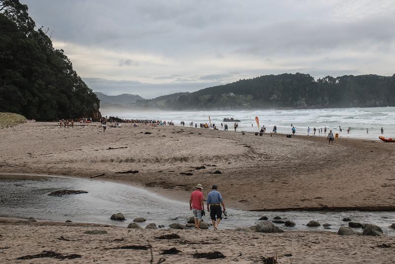 Hahei - Hot Water Beach
