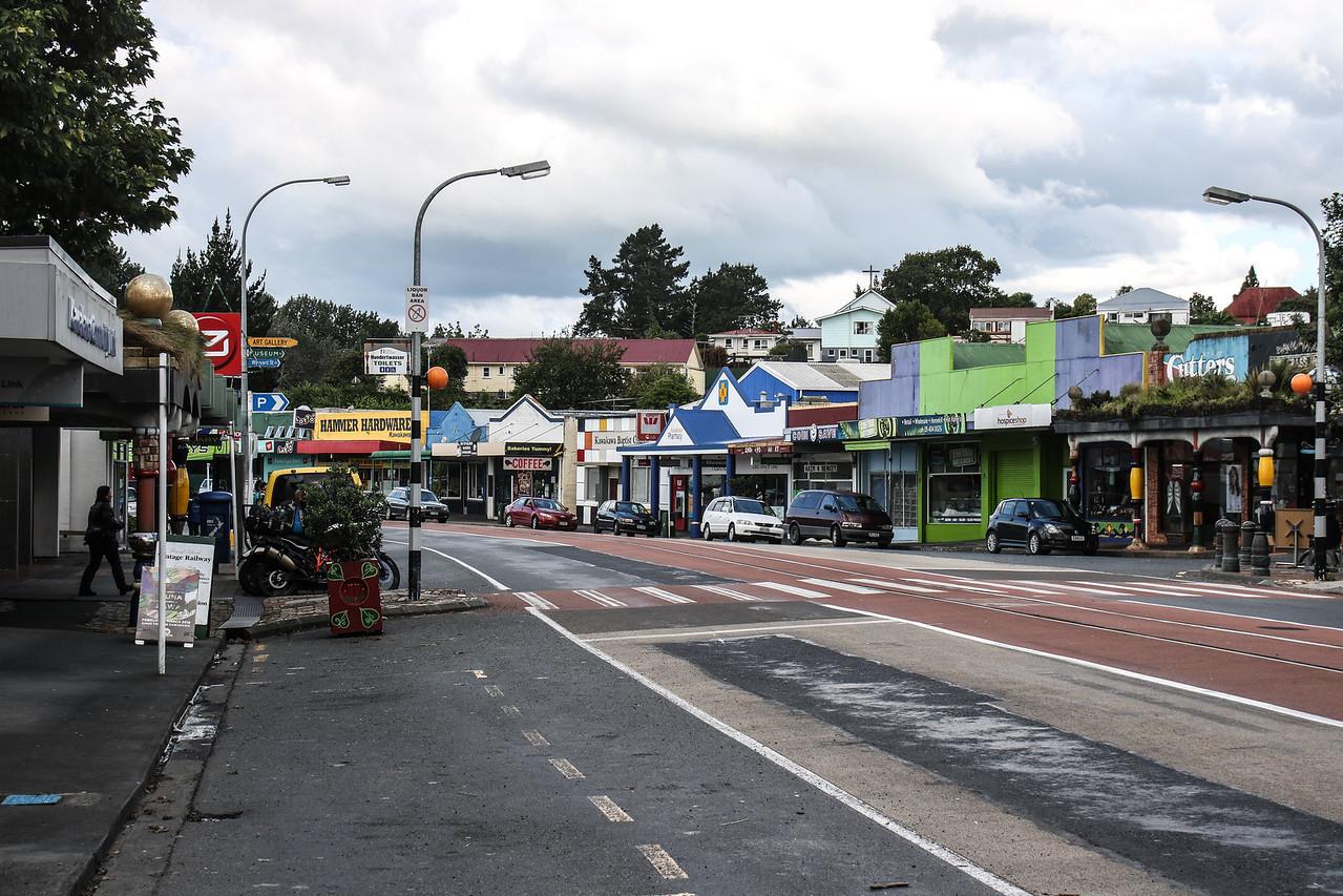 Kawakawa Main Street