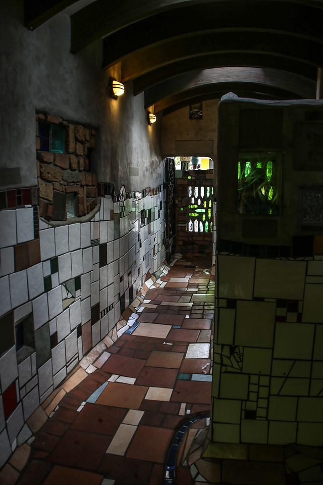 Hundertwasser Toilet