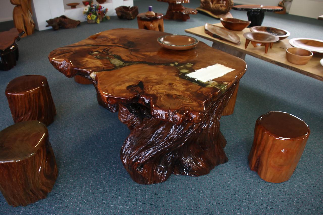 """Swamp Kauri"" Furniture"