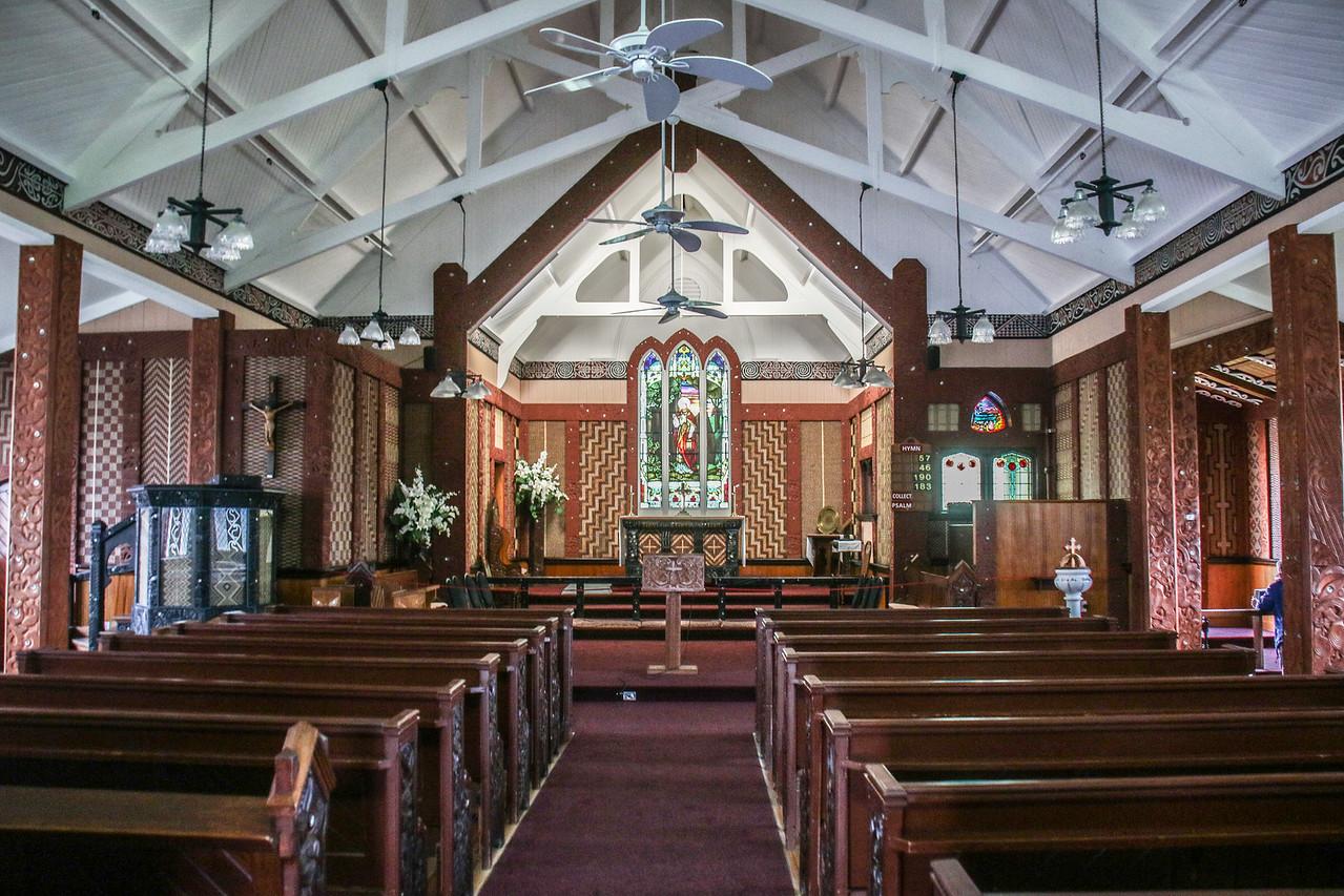 St. Faith's Anglican Church ( 1910)