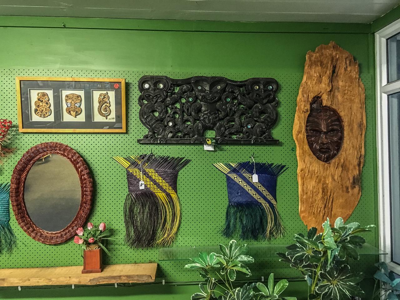 Rotorua Gift Shop