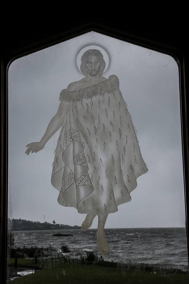 Mauri Jesus Walking on Water