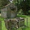 Old farm shed at Blackfern Lodge 2011
