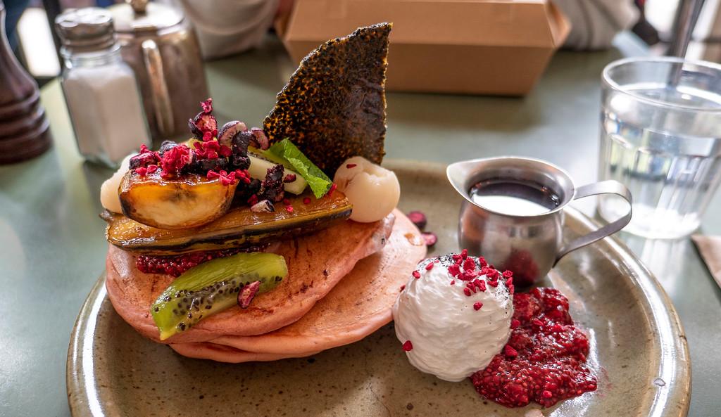 Queenstown Vegan Restaurants: Bespoke Kitchen Pancakes