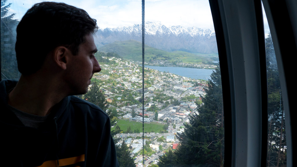 Things to Do in Queenstown: Riding the Skyline Queenstown Gondola