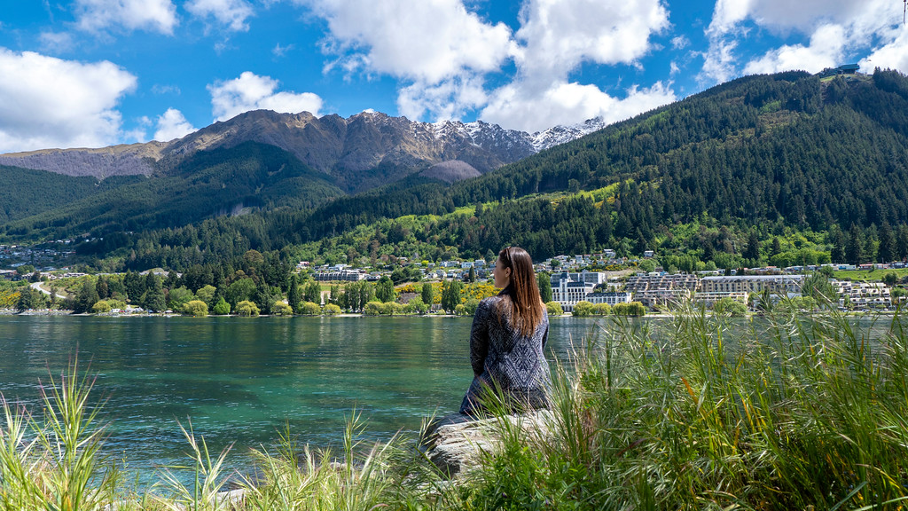 Queenstown in Spring - Cinematic Travel Video To Inspire Your Adventures - One day in Queenstown