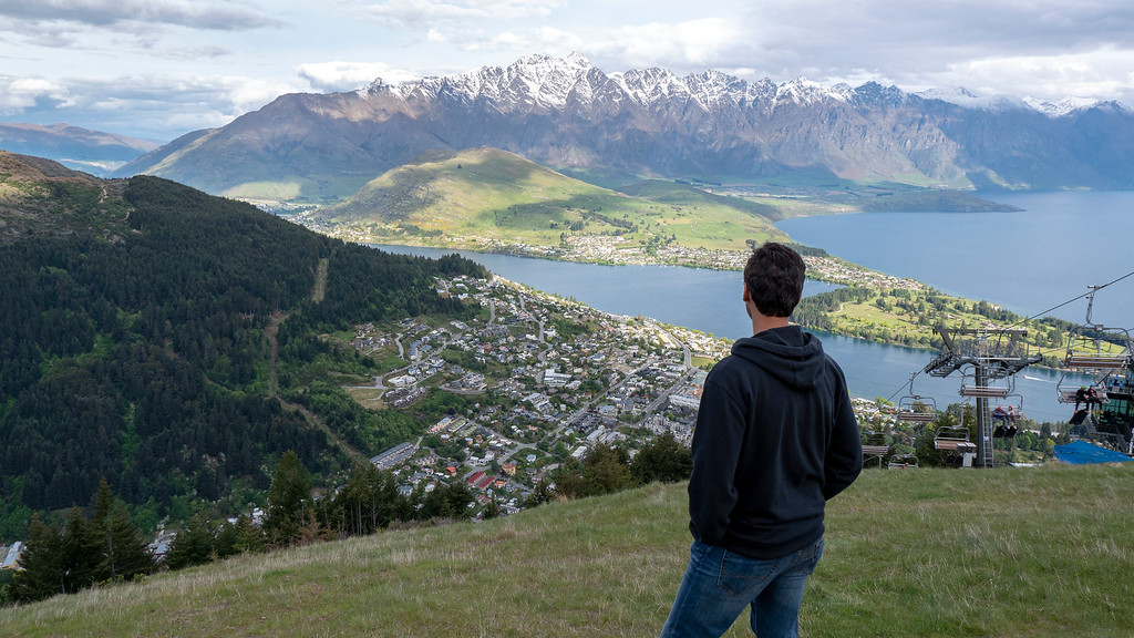 Queenstown in Spring - Cinematic Travel Video To Inspire Your Adventures - One day in Queenstown - Skyline Gondola to Bob's Peak