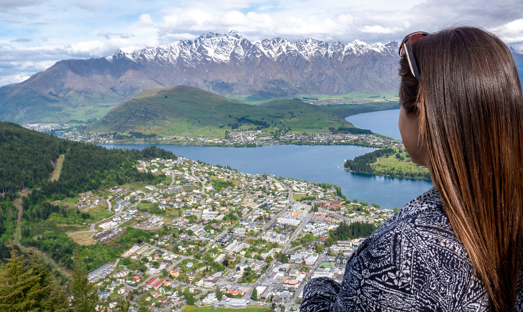 Things to Do in Queenstown: View from the top of Bob's Peak