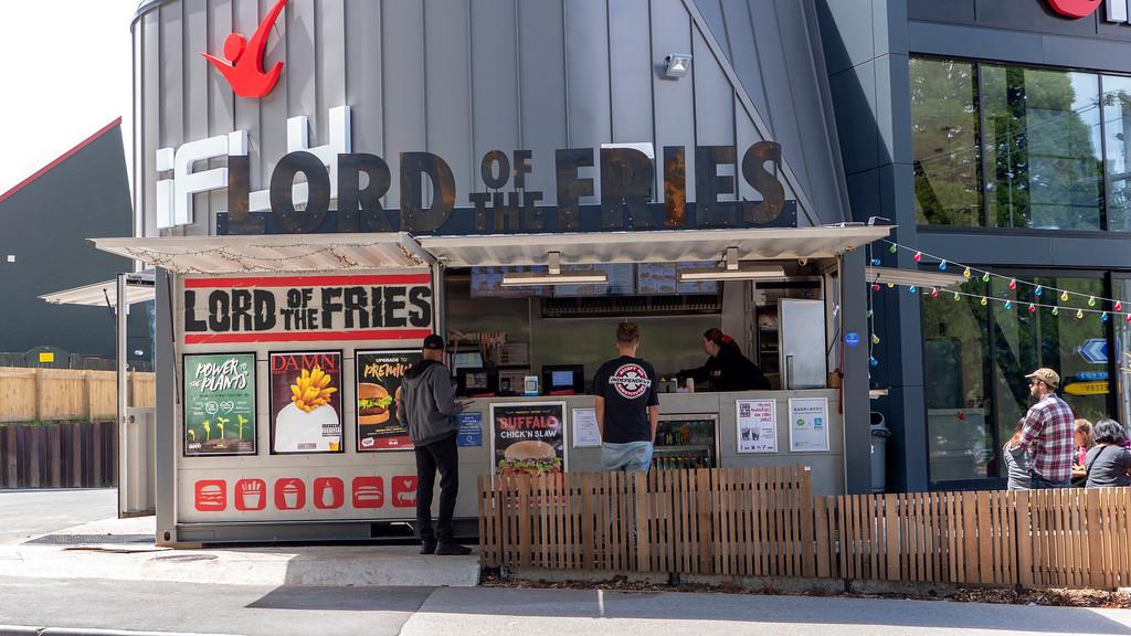 Queenstown Vegan Restaurants: Lord of the Fries