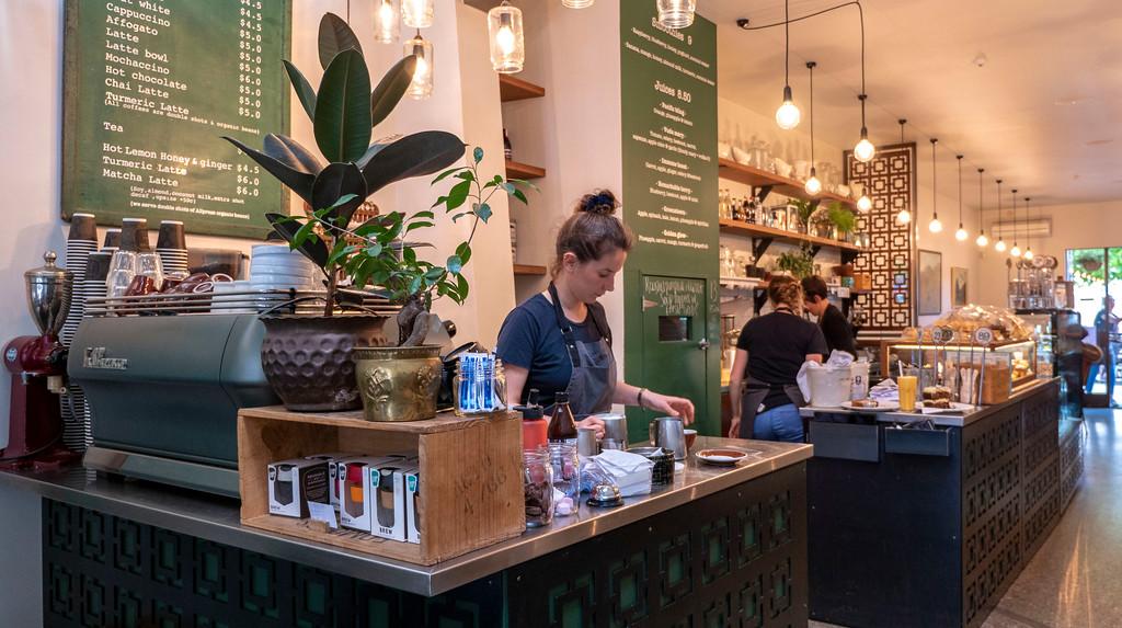 Queenstown Vegan Restaurants: Vudu Cafe