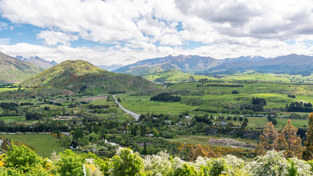 Day Trips From Queenstown: Arrow Junction Lookout Point