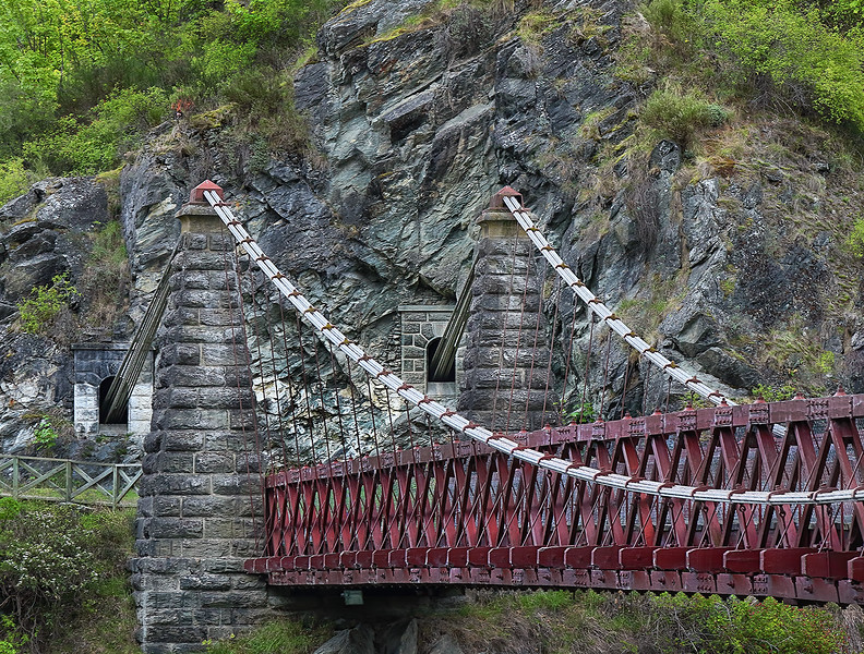 Kawarau River Bridge