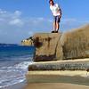 Rob on Motuihe Island