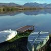 Lake Alexandrina near Tekapo.
