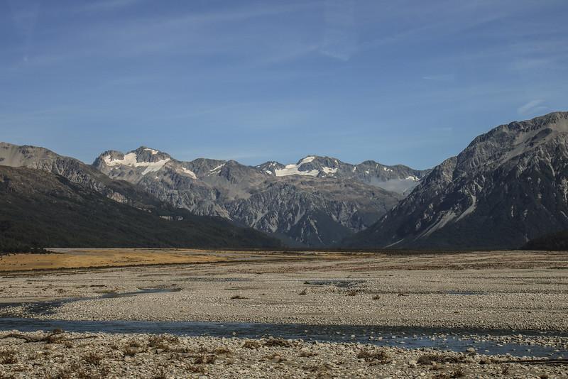 Arthur's Pass Natl Park