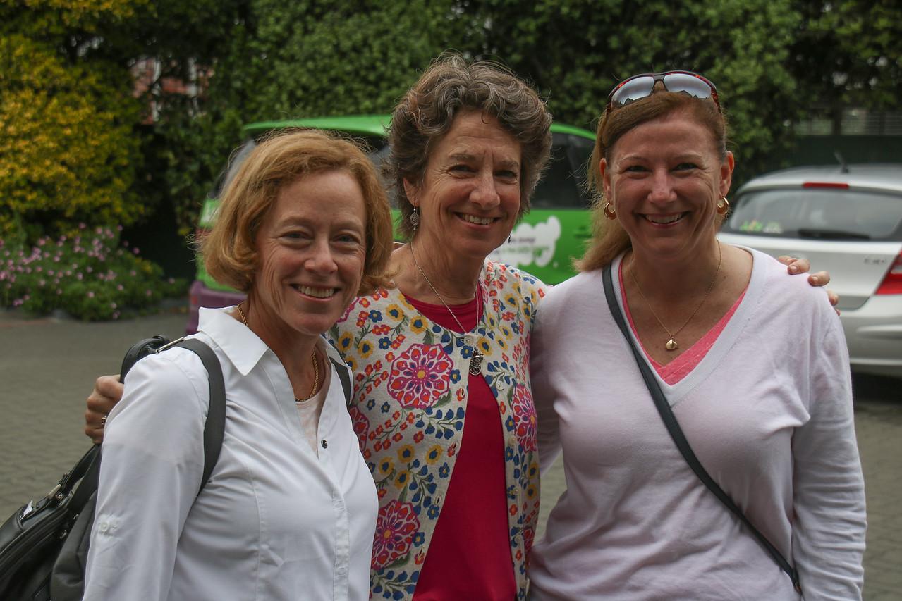Jan, Carolyn, Louise