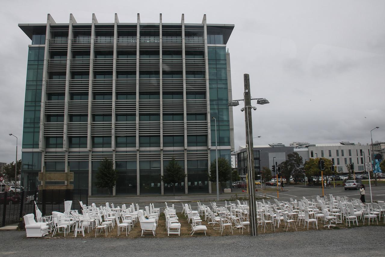 Earthquake Memorial