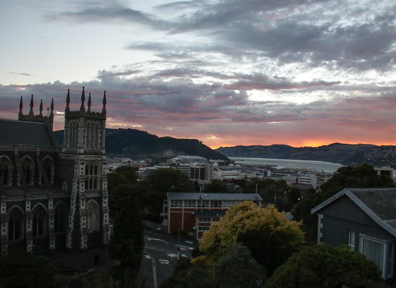 Dunedin Sunrise