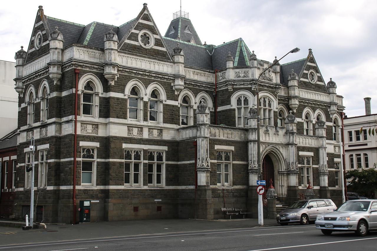 Dunedin Law Courts (1902)