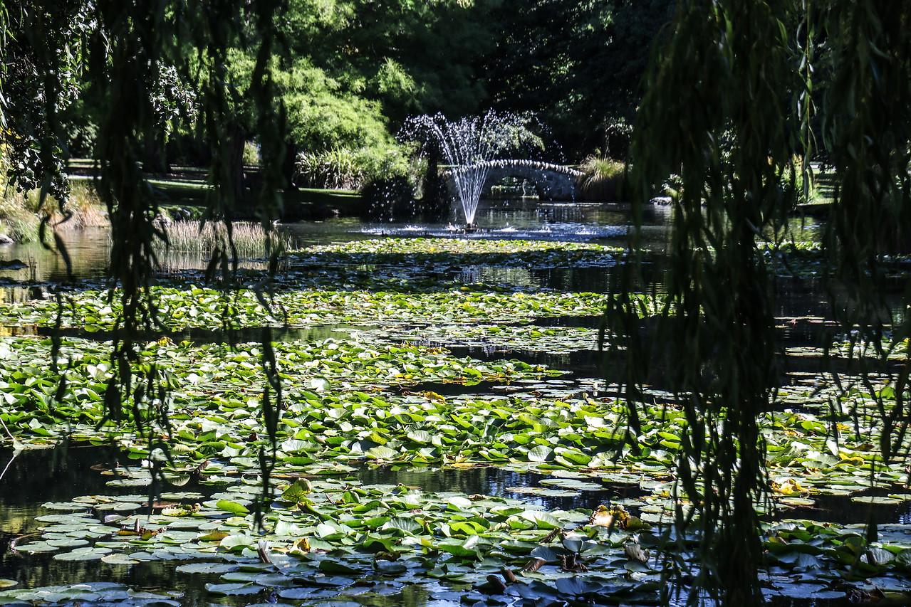 Queenstown Gardens