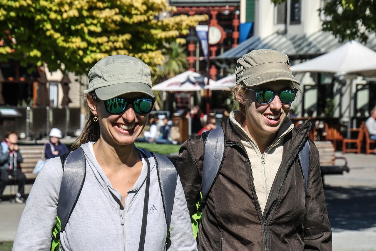 Queenstown Walking Tour