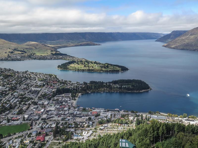 Queenstown - Lake Wakatipu