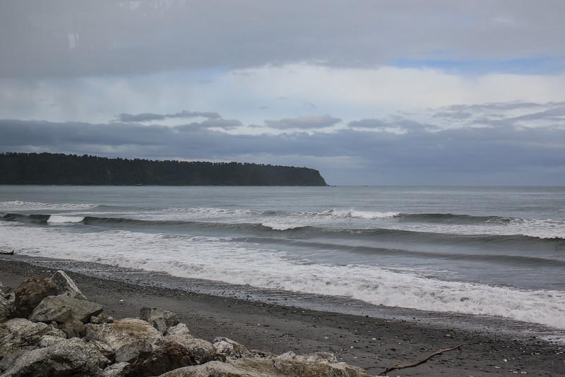 South Island Coastline
