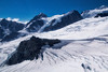 Tasman Glacier -  Mt Cook