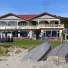 The South Sea Hotel in Oban, the only town on Stewart Island.