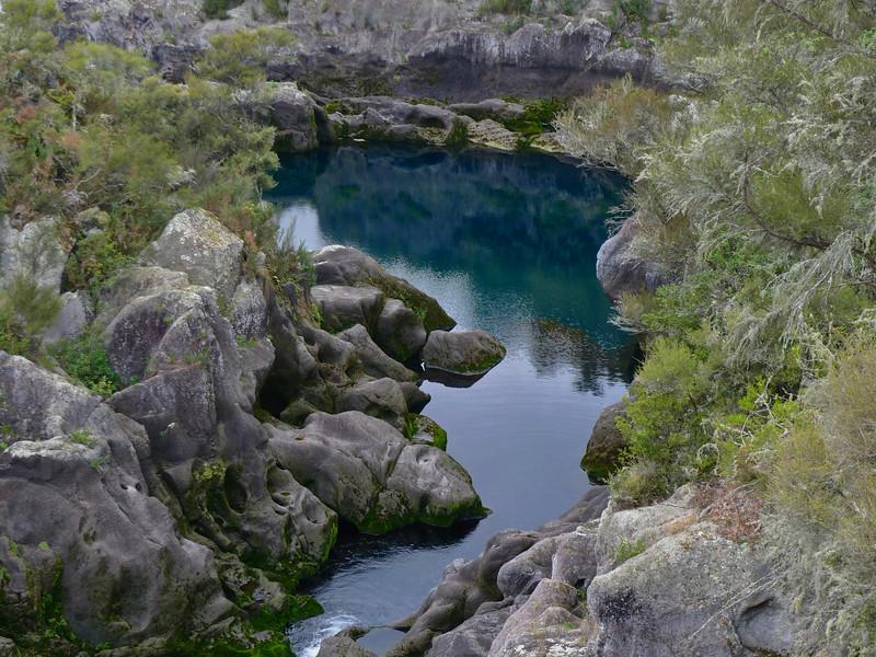 Aratiatia rapids - no flow
