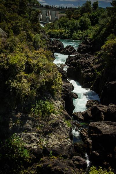 Aratiatia Dam