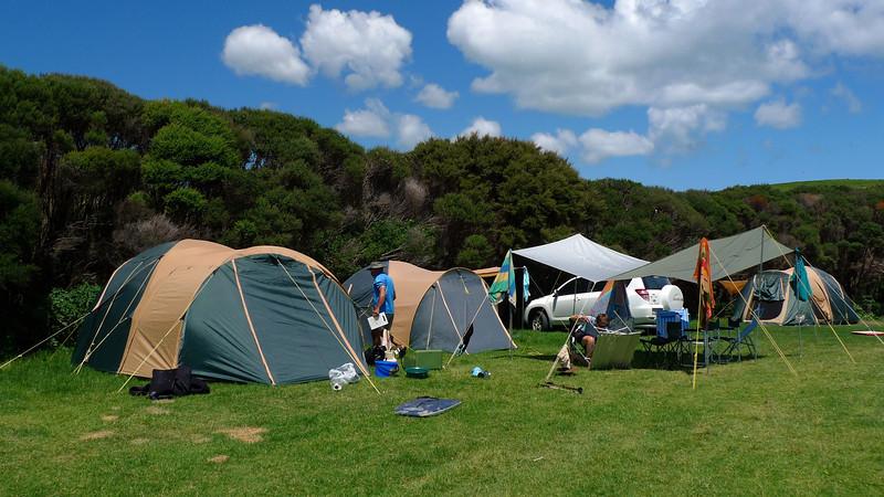 Campsite 2012