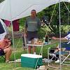 Elaine, Mark and Robyn at Matai Bay 02/2007